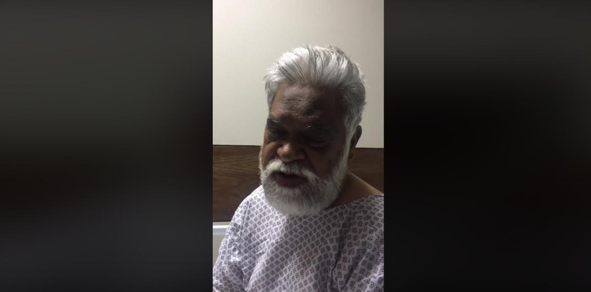 Patient From Karachi
