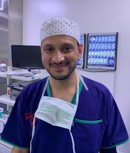 Ali Senior Scrub Staff in Neurosurgery