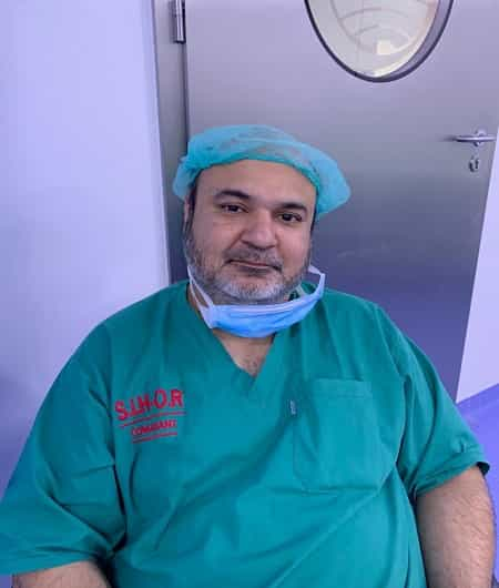 Dr Saad Consultant Anesthetist