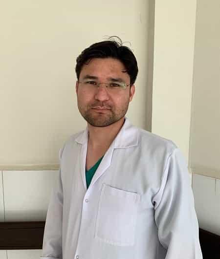 Dr Bakhtiar MBBS, Post Graduate Trainee in Neurosurgery