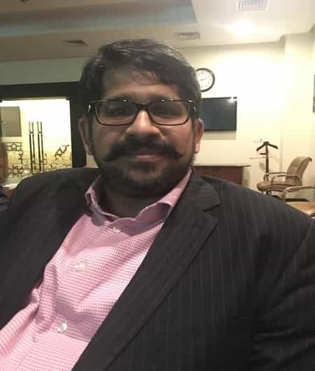 Dr Shayan Ansari Consultant ENT Surgeon MBBS FRCS Ed