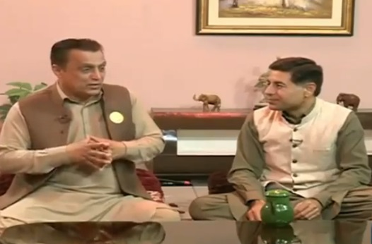 Baithak with Daud Jan & Mabarak Ali | Khyber News